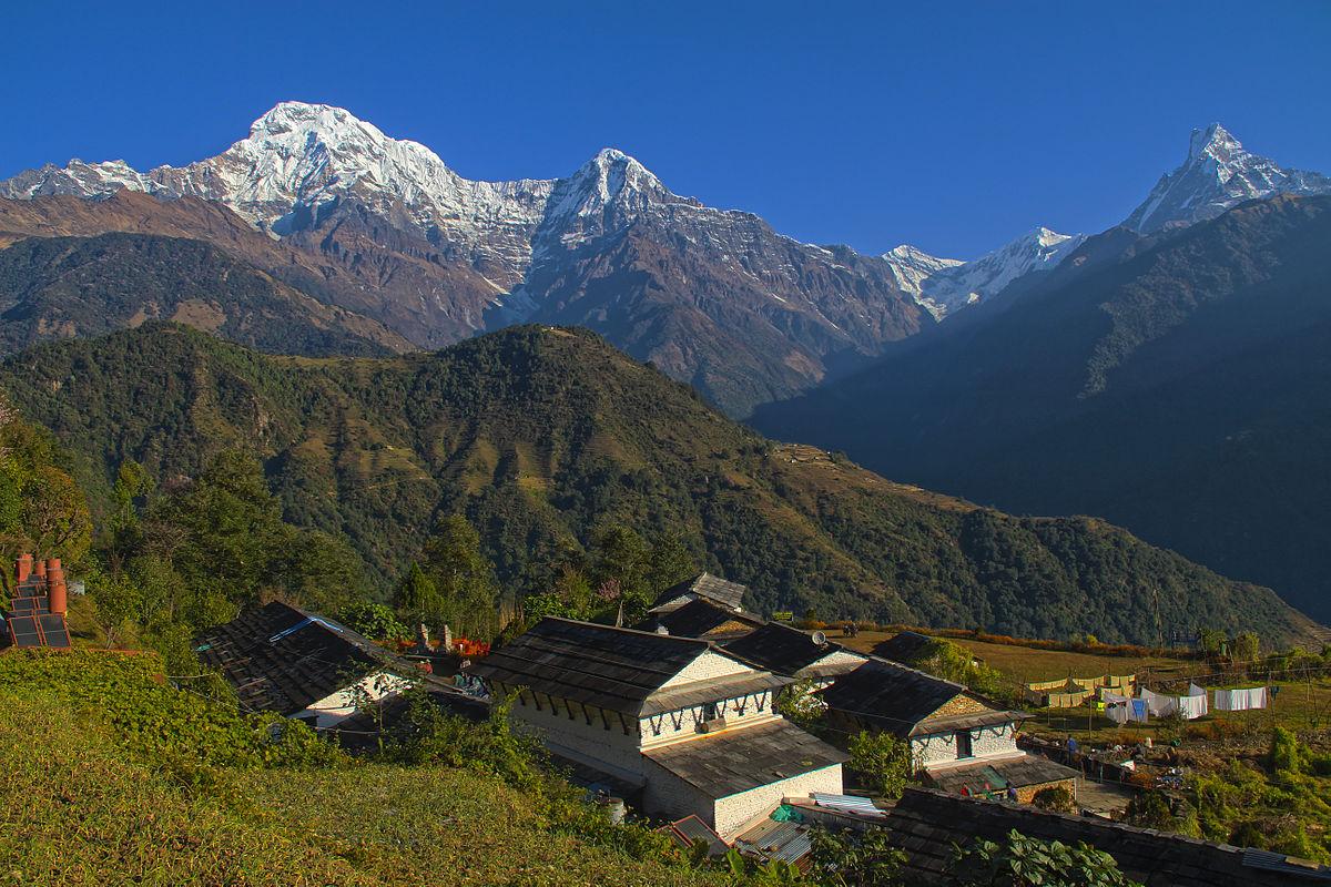 Ghandruk Village Trek