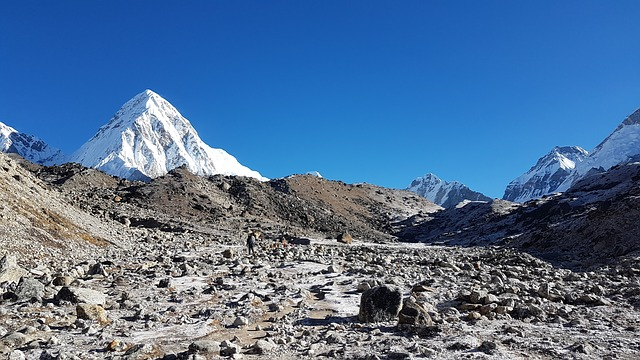 Mt. Everest pictures Top of the world  world's highest mountain