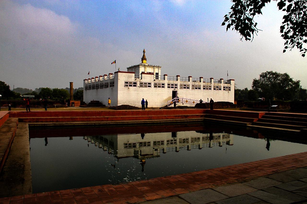Lumbini birth place of Buddha