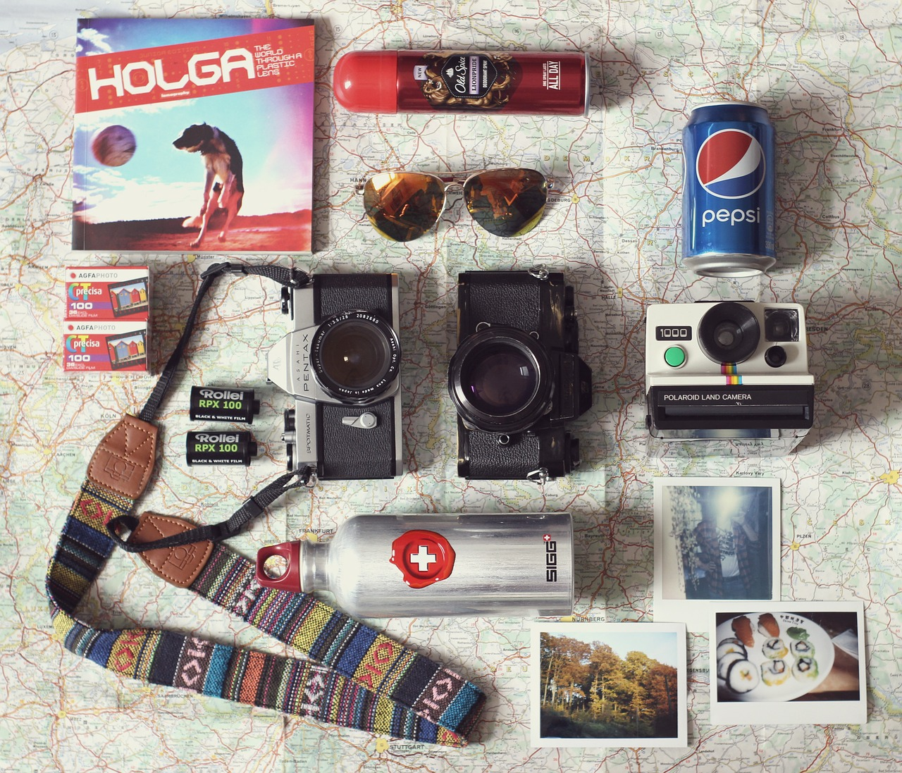 Equipment List for travelling in Nepal