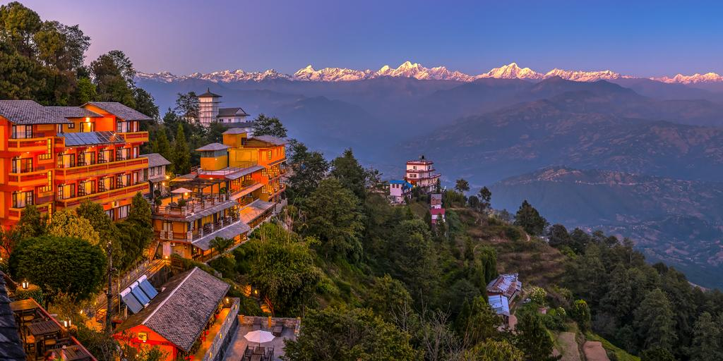 Hiking in Nagarkot the sunrise viewed from this hill present you the ever-refreshing memory of the majestic panoramic view