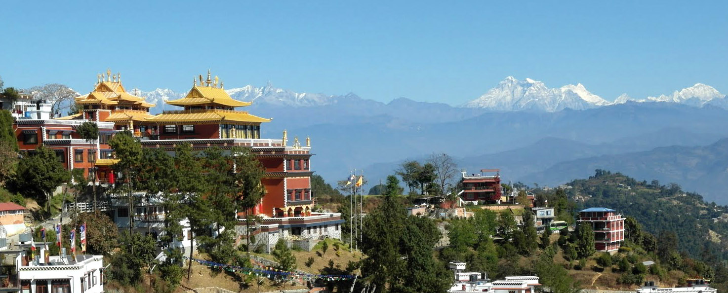 Hiking in Namo Buddha an amazing legend related to the Buddha very sacred place for the Buddhists