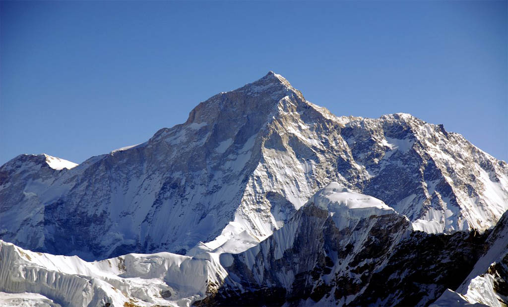 Mt. Makalu Expedition considered the technical and the fifth highest mountain in the world