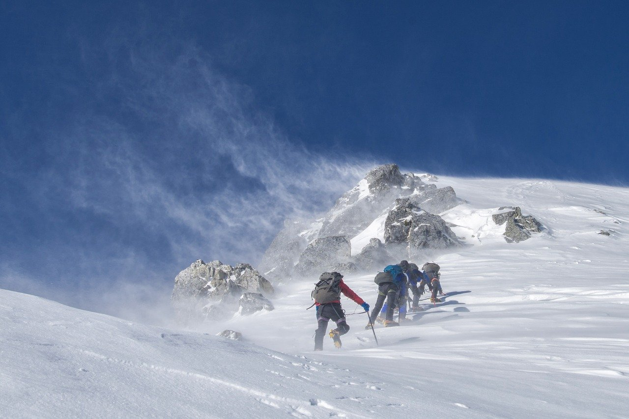 Mardi Himal Peak Climbing can be combined with trekking in the Annapurna Area in Nepal.