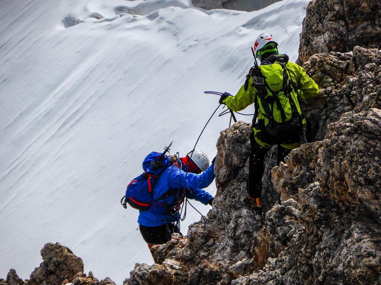 Lobuche Peak Climbing has two summits, East and West with heights of 6119m and 6145m respectively