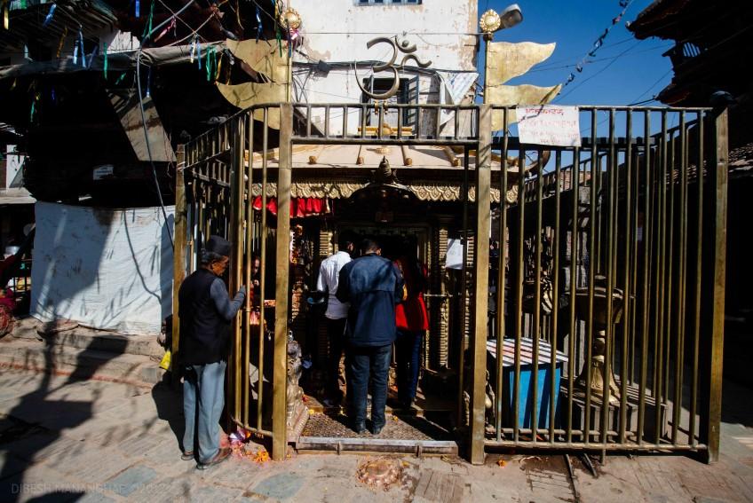 Four Binayak in Kathmandu