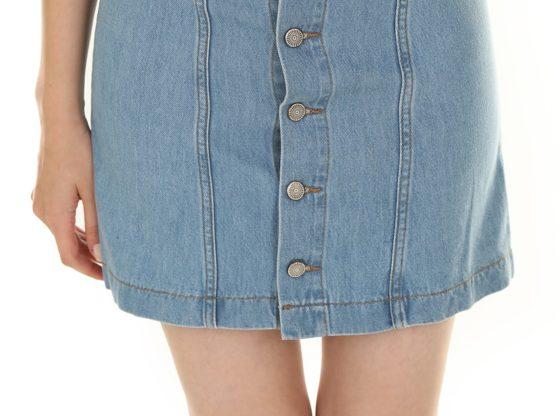 jeans-skirt